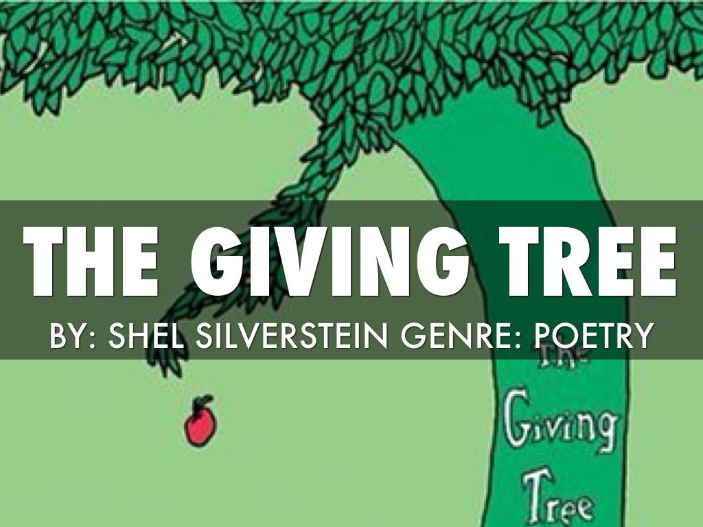 The giving tree скачать книгу на английском