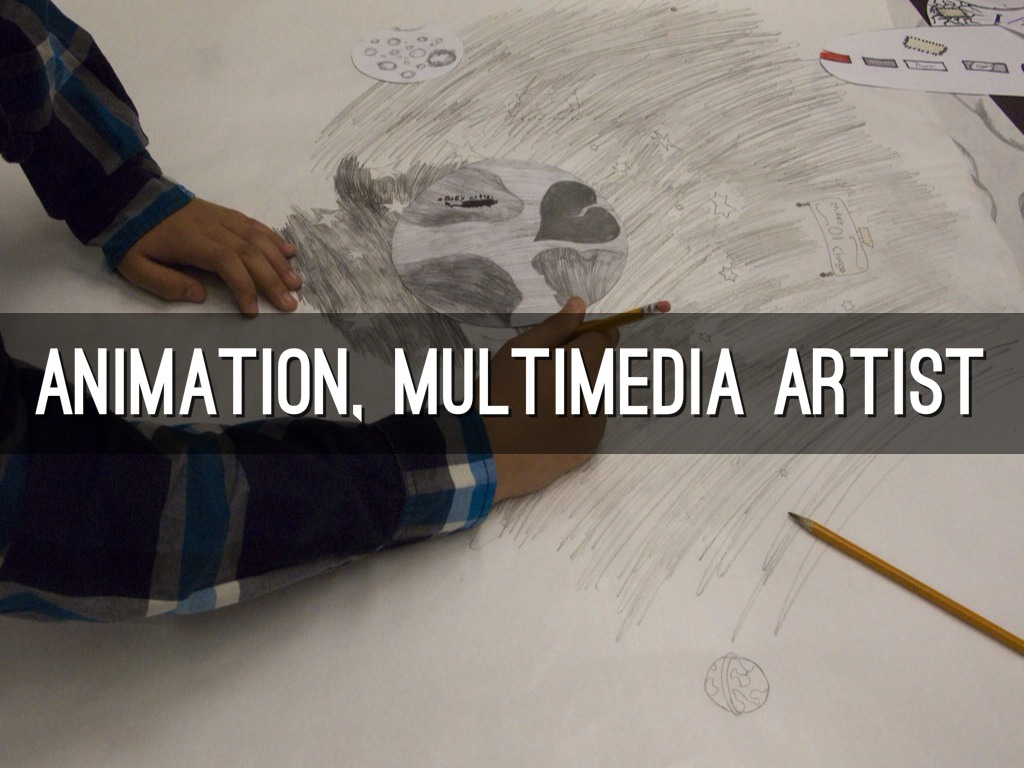 Animation Multimedia Artist By Andraya Rosario