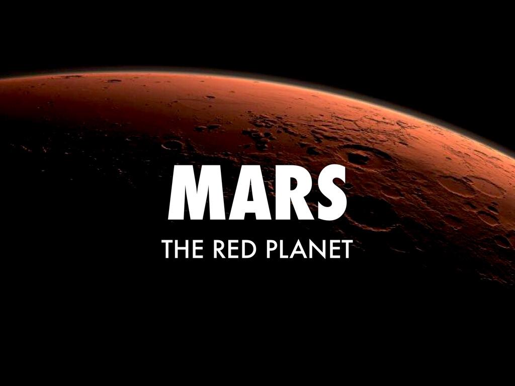 mars by gabriel fittler