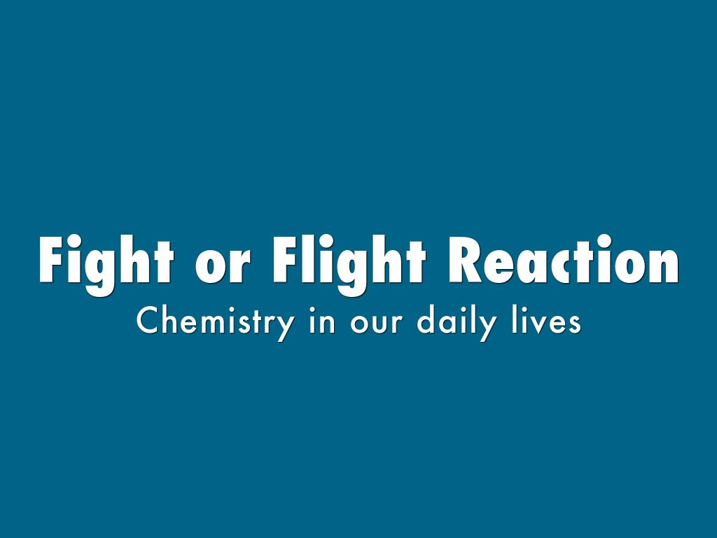 chemistry in our daily lives