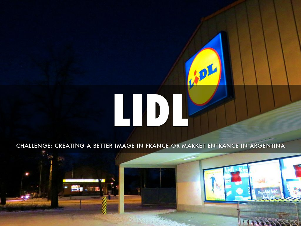 marketing plan for lidl Lidl's new ad campaign passes taste test 11 jun 2015  discounter lidl is going head to head with big  independent market researchers marketing sciences.
