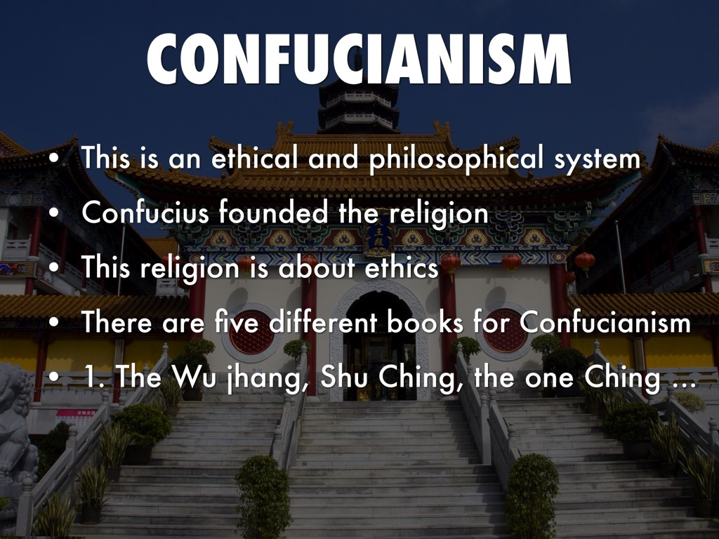 a history of confucianism the philosophical system Confucianism : history and dogmas this great ethical and philosophical system is named after its founder, confucius (master kong).
