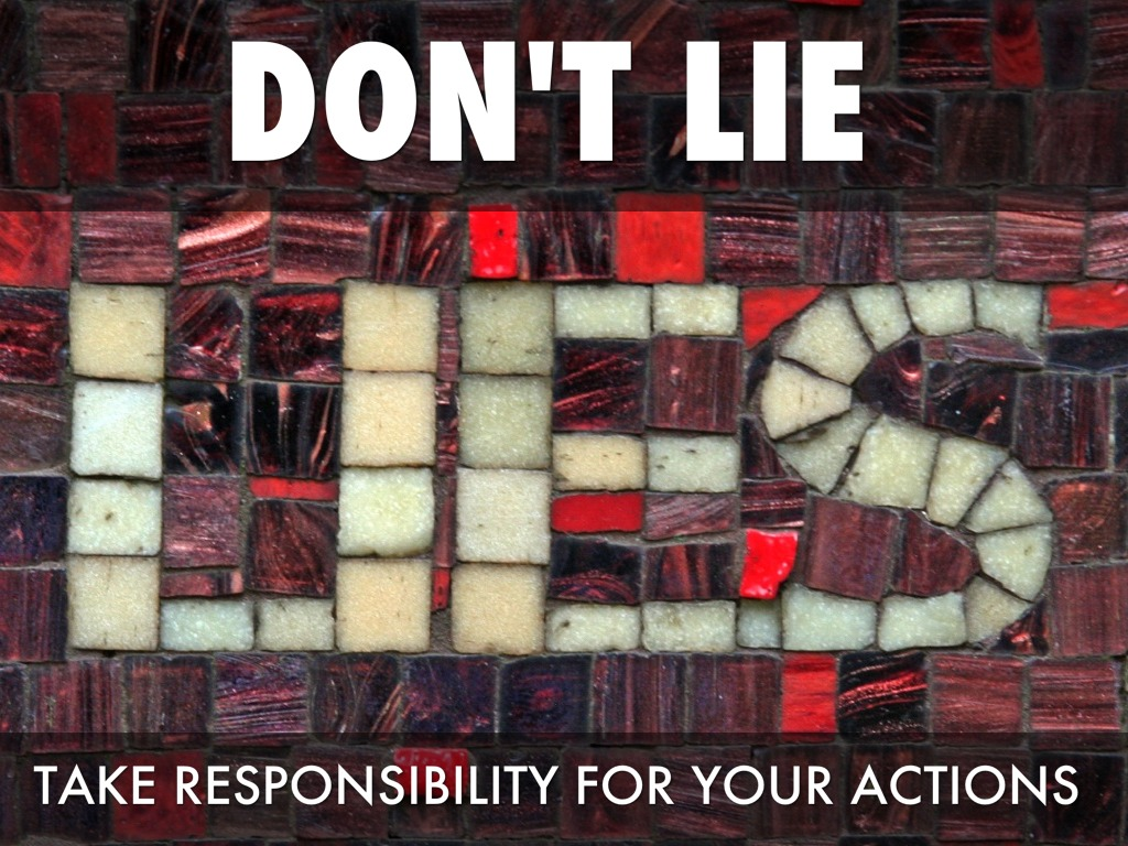 taking responsibility for your actions When a person performs or fails to perform a morally significant action, we sometimes think that a particular kind of response is warranted praise and blame are perhaps the most obvious forms this reaction might take.