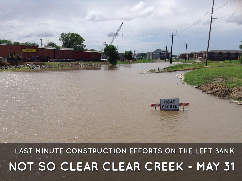 Iowa City, Flood of 2013