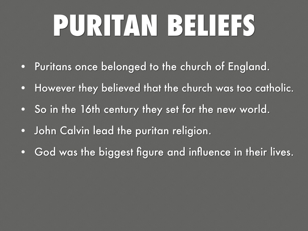 the puritan influence Many puritans immigrated to the new world in the 17th century how did the puritans influence the new england colonies politically, socially, and economically.