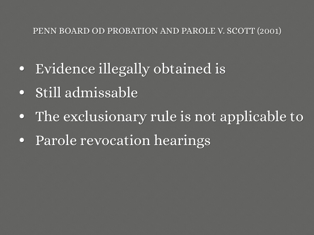 the similarities and differences between probation and parole essay Every once in a while you hear questions about federal parole vs state parole there is a lot of misconception about parole vs probation and state vs federal vs.