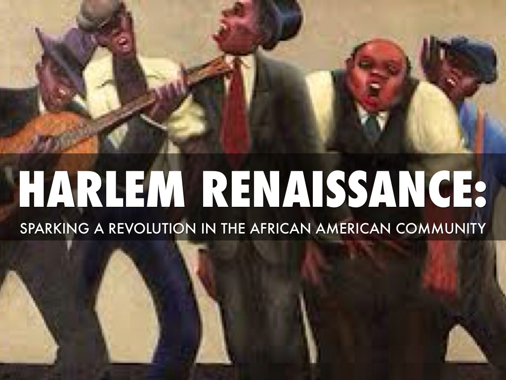 harlem renaissance the influence and impact Many assume that blues and jazz were the only musical influences that impacted the harlem renaissance indeed, with the pursuit for heritage and identity, many aspects of african culture influenced renaissance poetry musically however, focus also needs to be placed on more controversial topics, such.