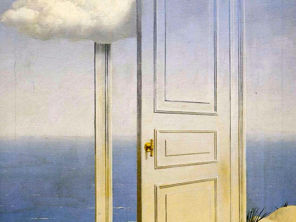 THE VICTORY & Rene Magritte by Madeline Donnelly