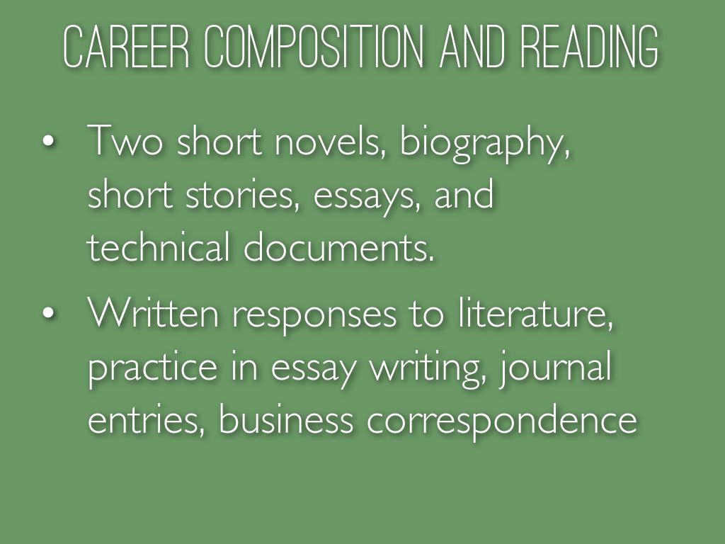 bio short essay