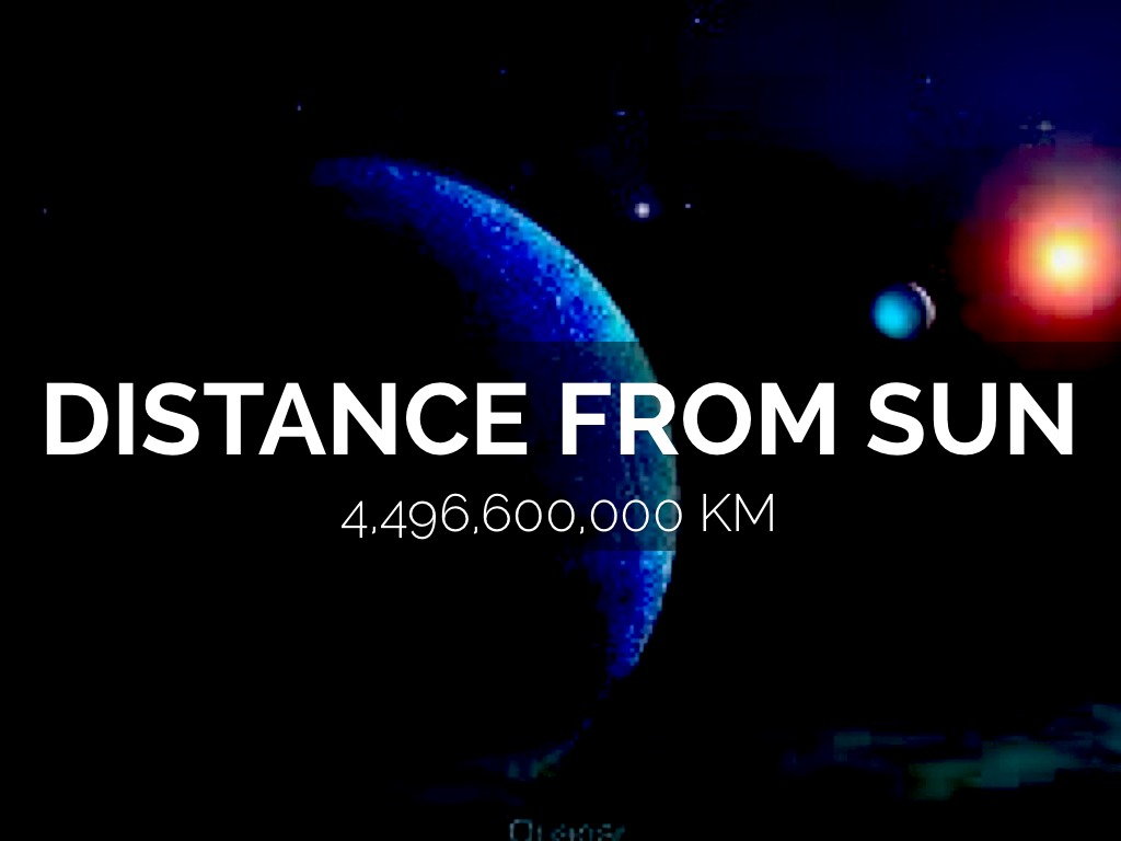 planet neptune distance from sun - photo #1