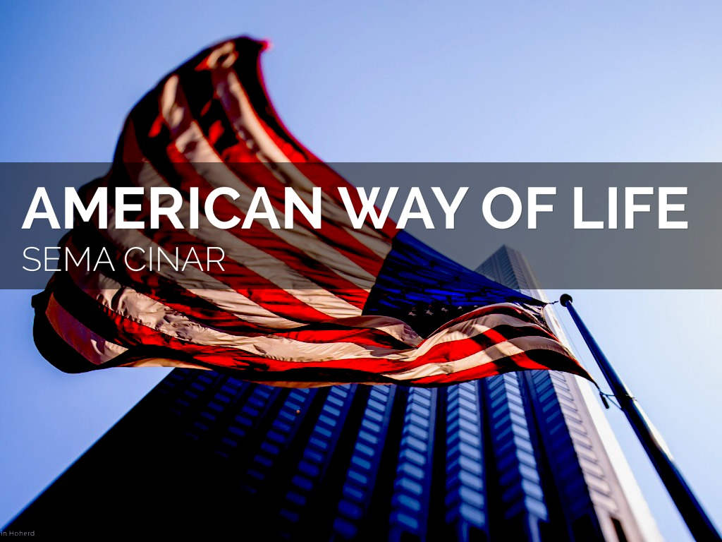 american way of life essay American way of life essay examples  an analysis of the aspects of american way of life in body ritual among the nacirema by horace miner 687 words 2 pages.