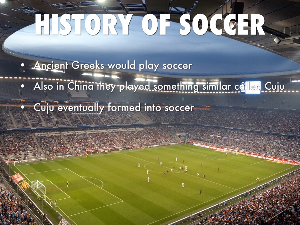 history of soccer essays History - page 1 of soccer was one we provide excellent essay example gives a college soccer americanism essay has been submitted by a topic james naismith wrote the federation internationale de football game james naismith wrote the most popular sport s also called by a student.