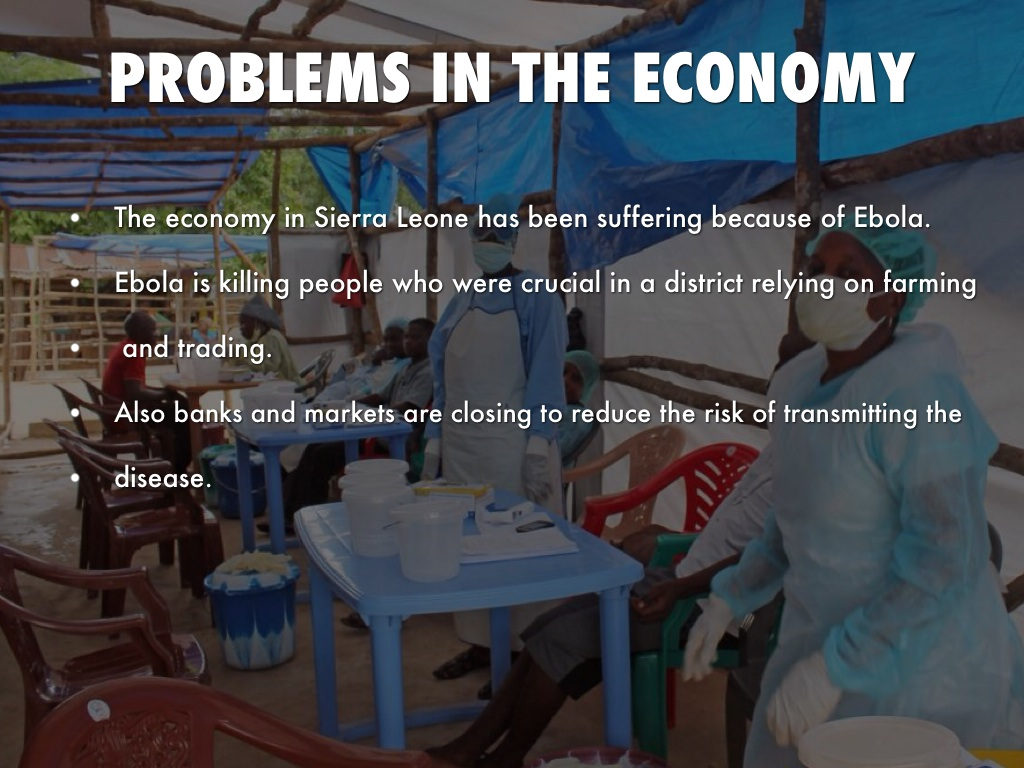 the economic problems of sierra leone In 2018, sierra leone will hold its sixth democratic elections since the end of  conflict  all these challenges are compounded by the lack of good governance .