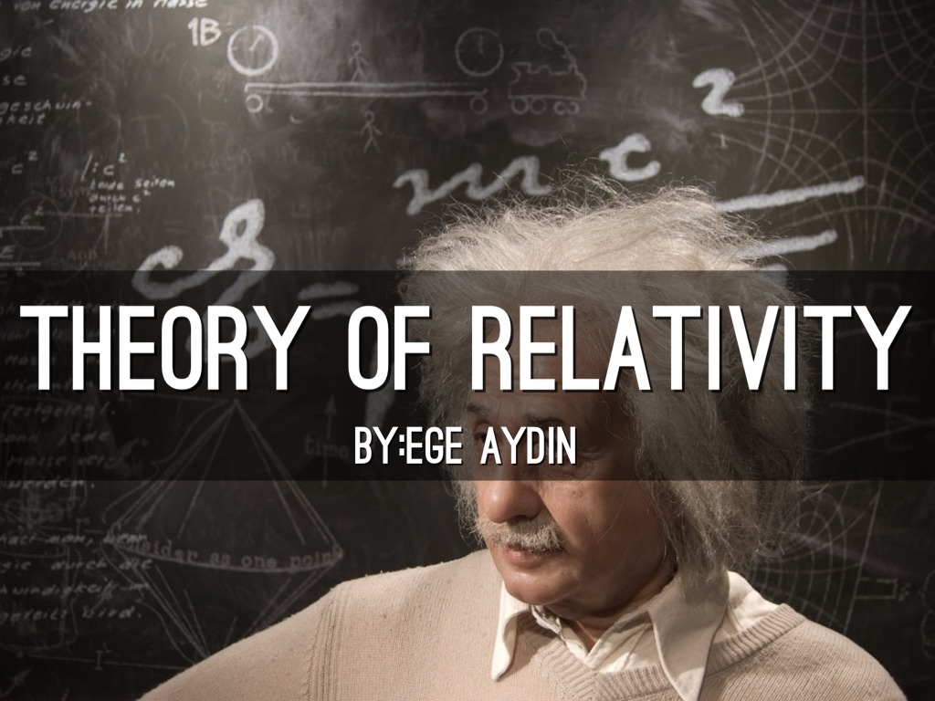 THEORY OF RELATIVTY