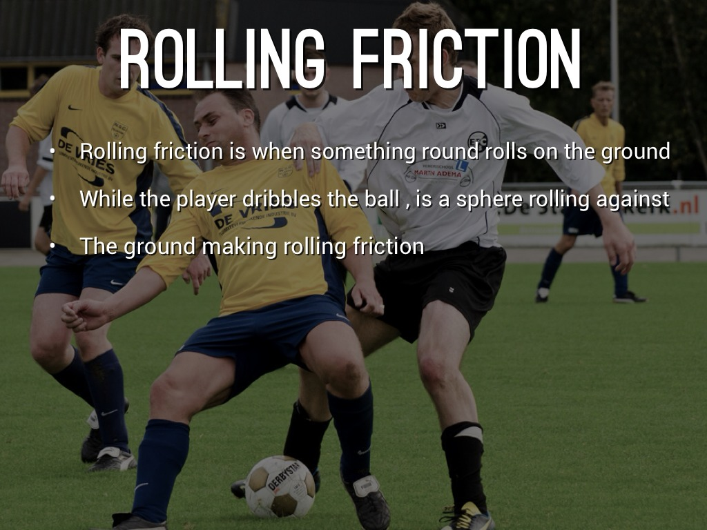 Soccer By Ethan Brauner by Ethan Brauner Soccer Ball Rolling Friction