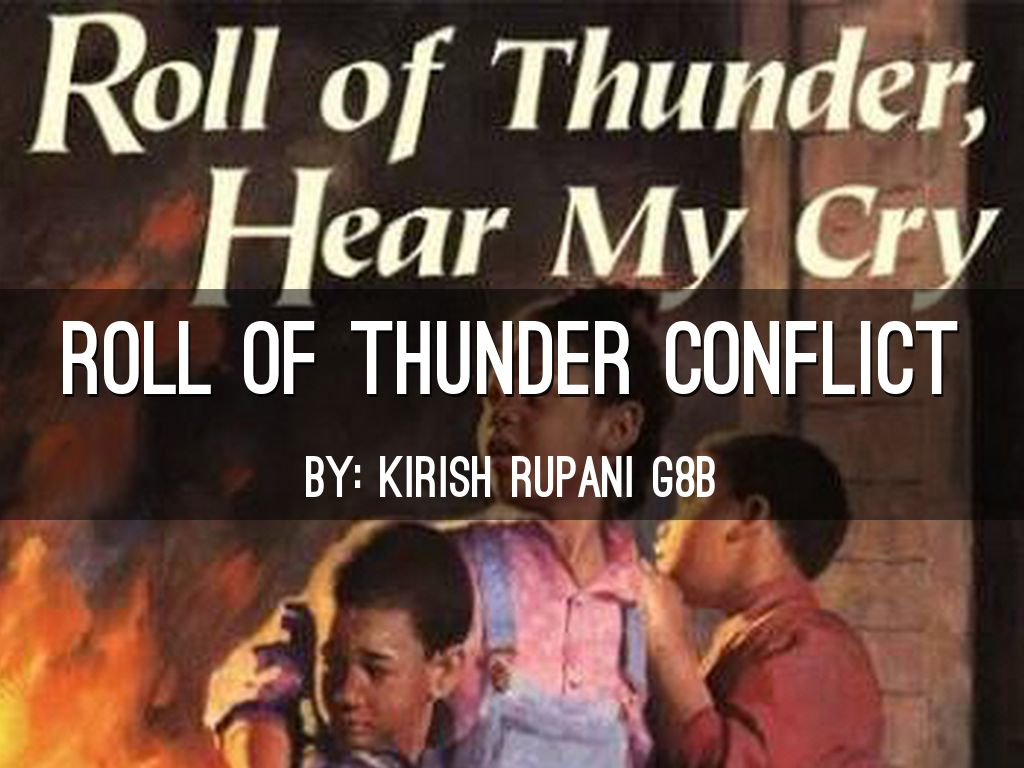 roll of thunder theme analysis Family love family love can be seen in the book especially with the logans, the main family in this book for example: 1 papa and his love for his family,.