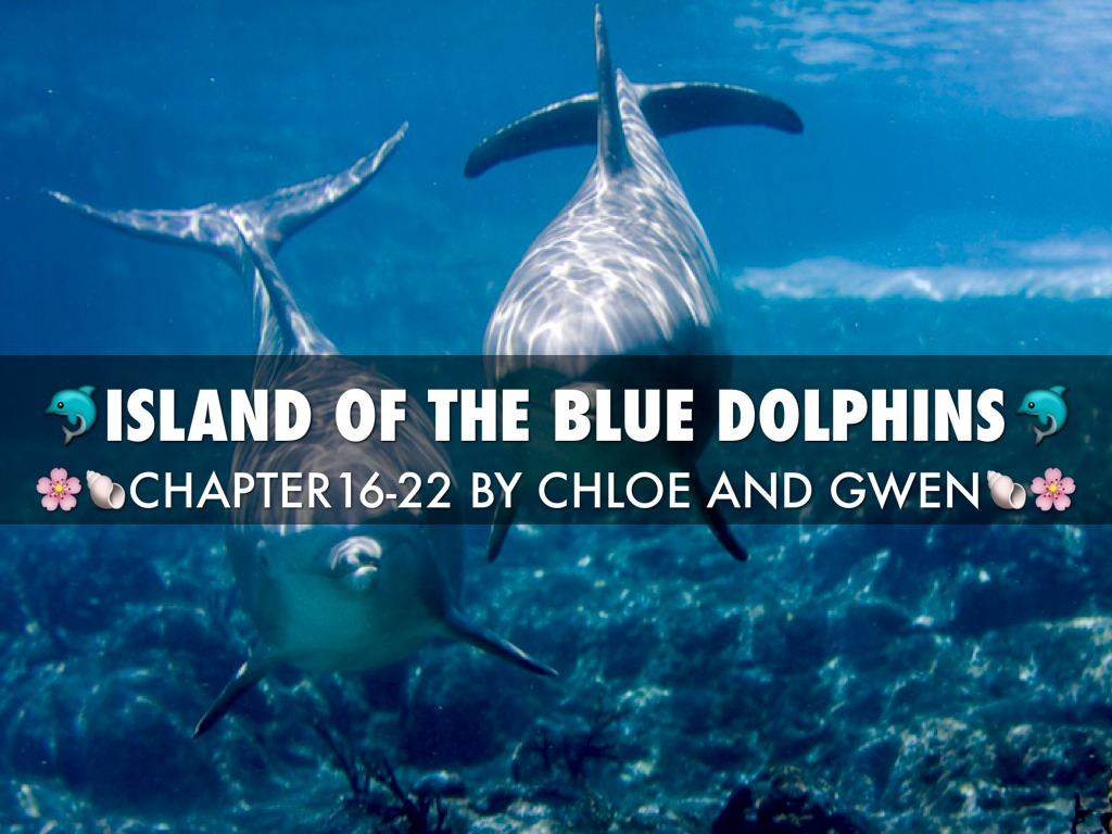 Island Of The Blue Dolphins Chapter16 22 By Chloe