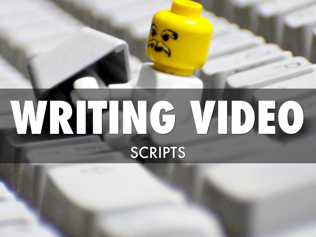 Writing Video PKG Scripts