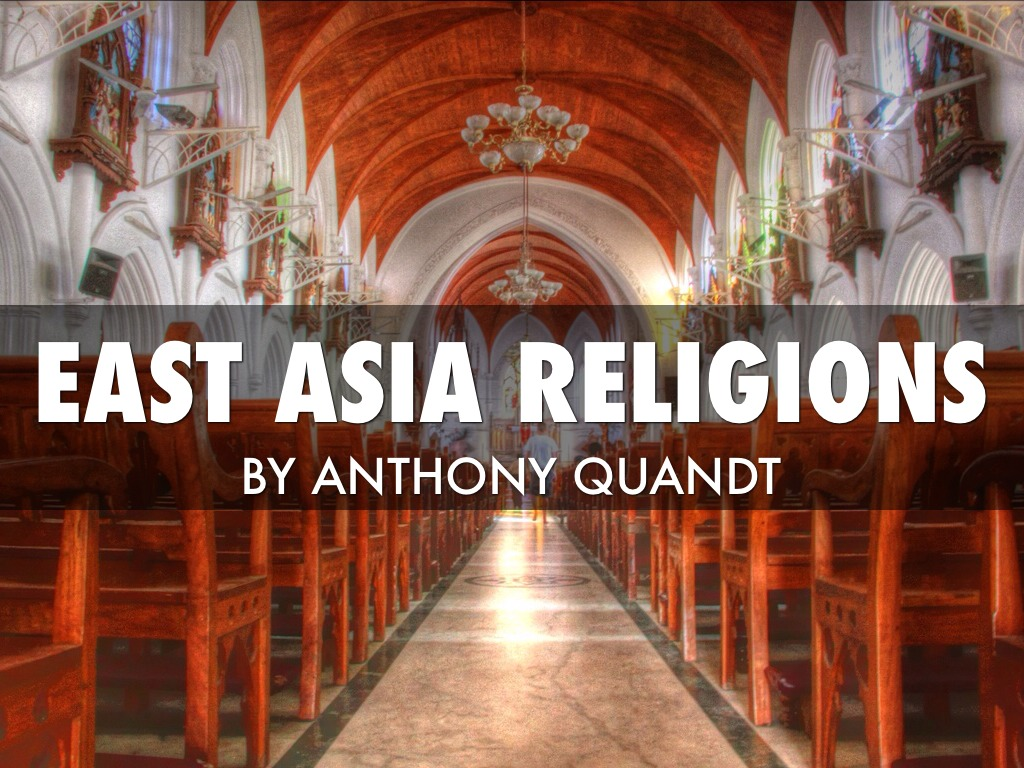 East Asia Religions