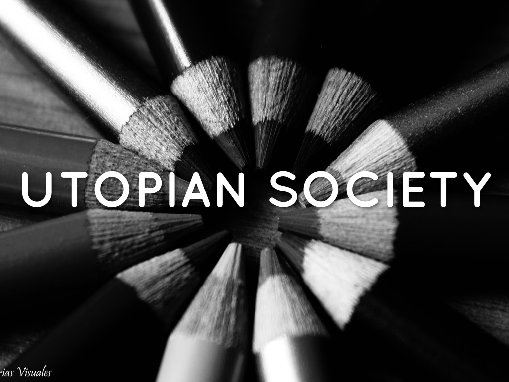 utopian societu The baha'i international community's statement to the united nations conference on sustainable development.