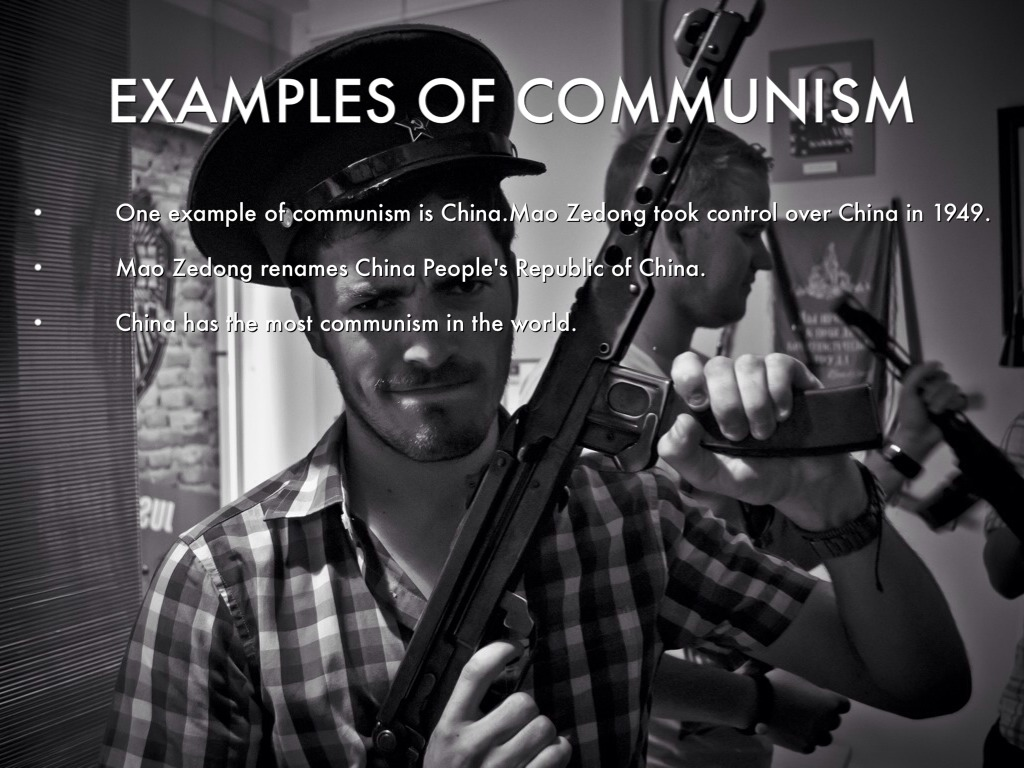 Communism by Johnalan Linhorst