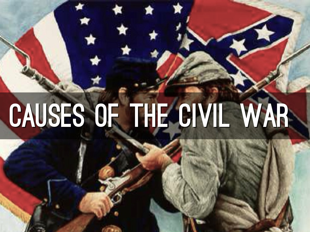 Causes Of The Civil War By Miranda Coombs