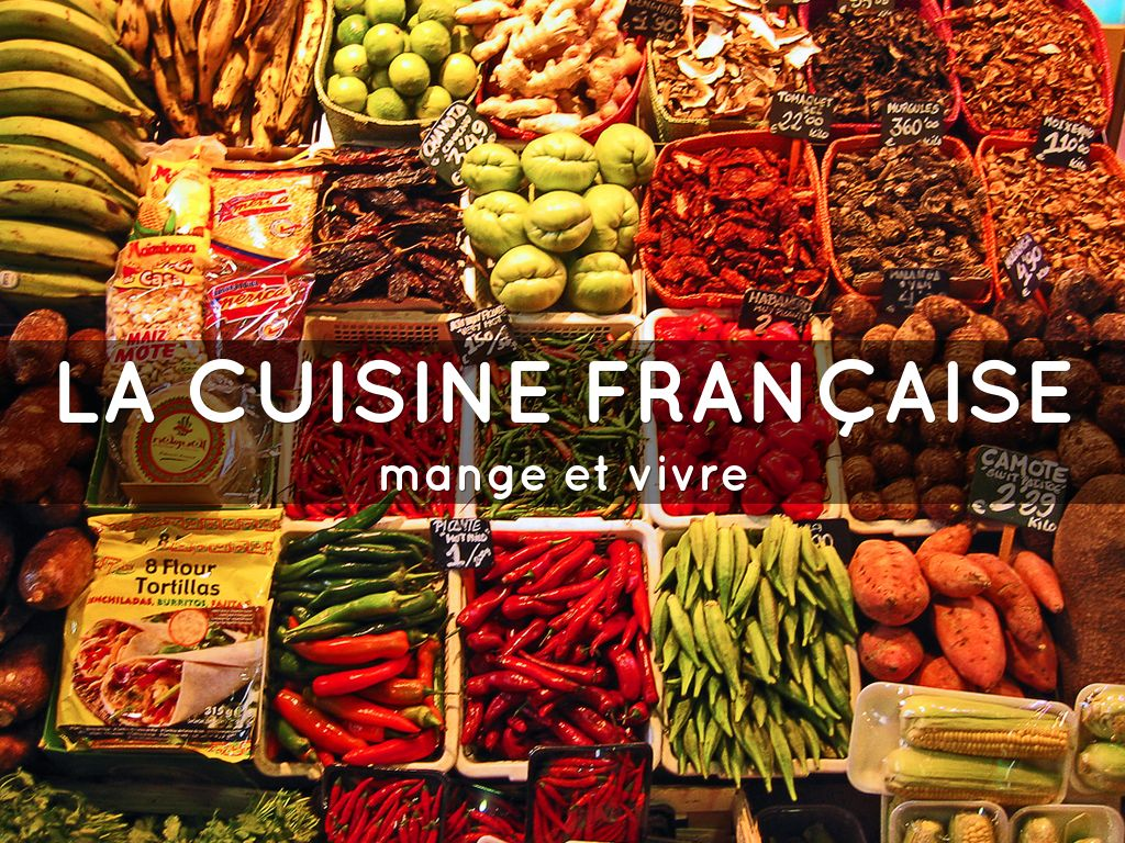 la cuisine fran aise by by awonderwoman9