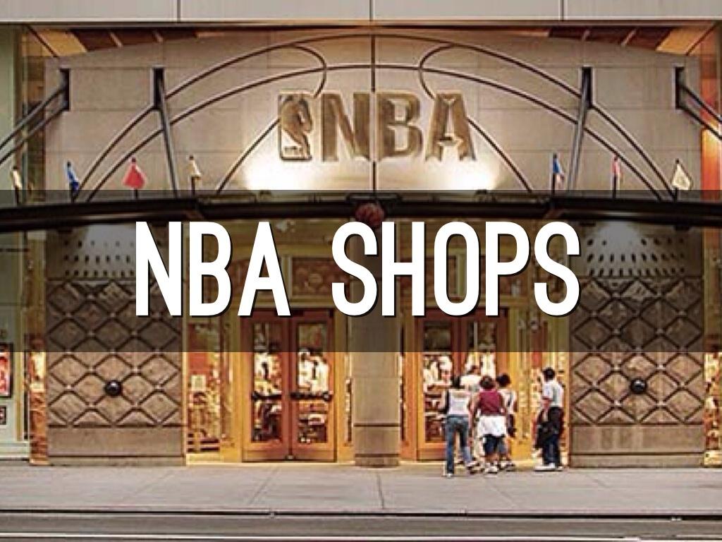 5c988055cb1 Shops NBA by Victor Gutierrez