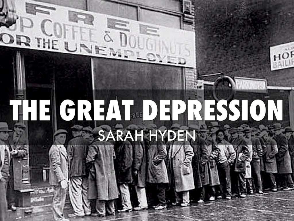 great depreesion The consensus of modern economists is that the tariff made only a minor contribution to the great depression in the us, but a major one in europe.