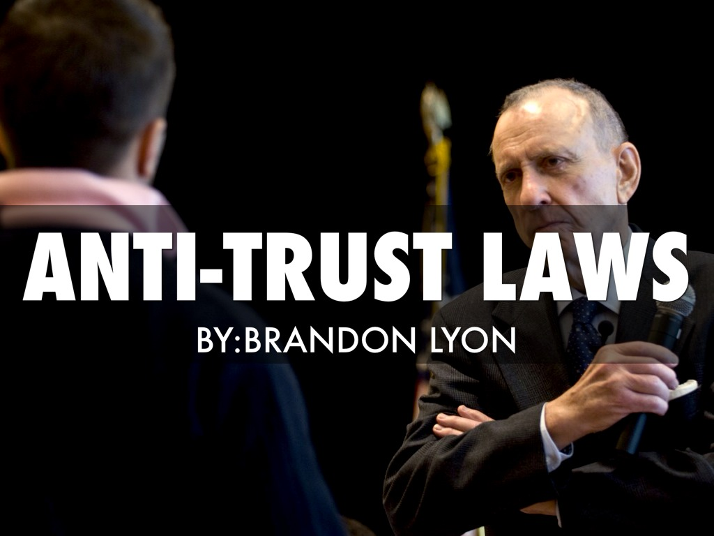 microsoft and the anti trust law A comprehensive account of the decades-long, multiple antitrust actions against microsoft and an assessment of the effectiveness of antitrust law in the digital age.