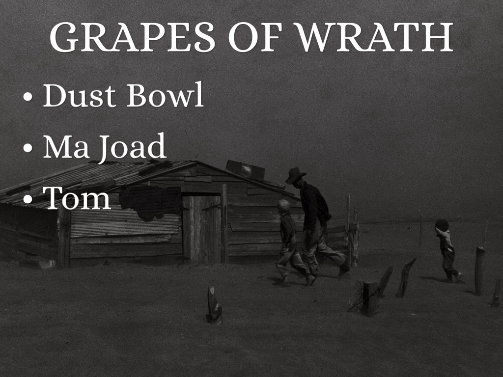 grapes of wrath dust bowl essay Grapes of wrath comparison between the turtle and dust bowl immigrants essay by grapes of wrath comparison between the turtle and com/essay/grapes-wrath.