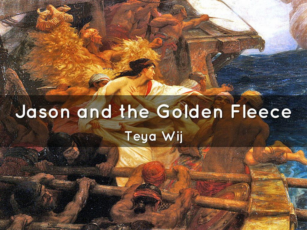 Jason and the golden fleece by teya wij slide notes biocorpaavc Choice Image