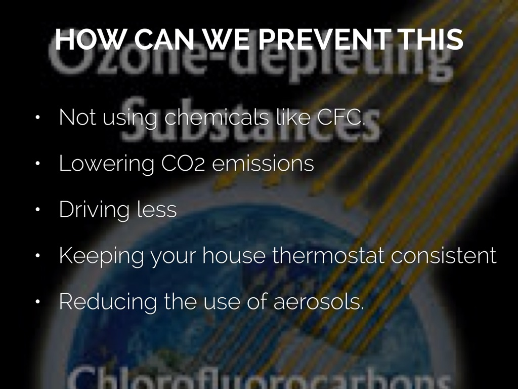 ozone depletion prevention If you are working in the hvac industry, you have likely heard of the ozone  depletion prevention (odp) certification but do you really need it.
