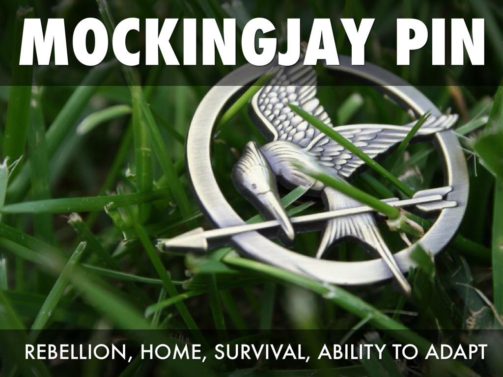Hunger games symbolism by maya s mockingjay buycottarizona Gallery