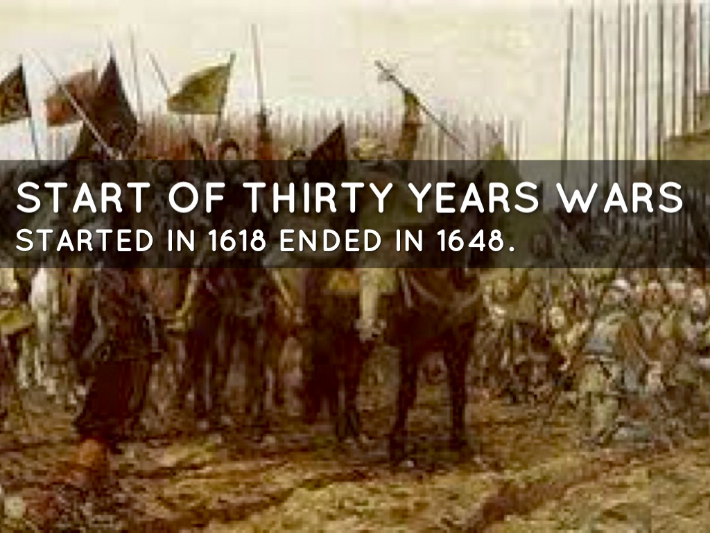 A Scalding Look at the Thirty Years' War