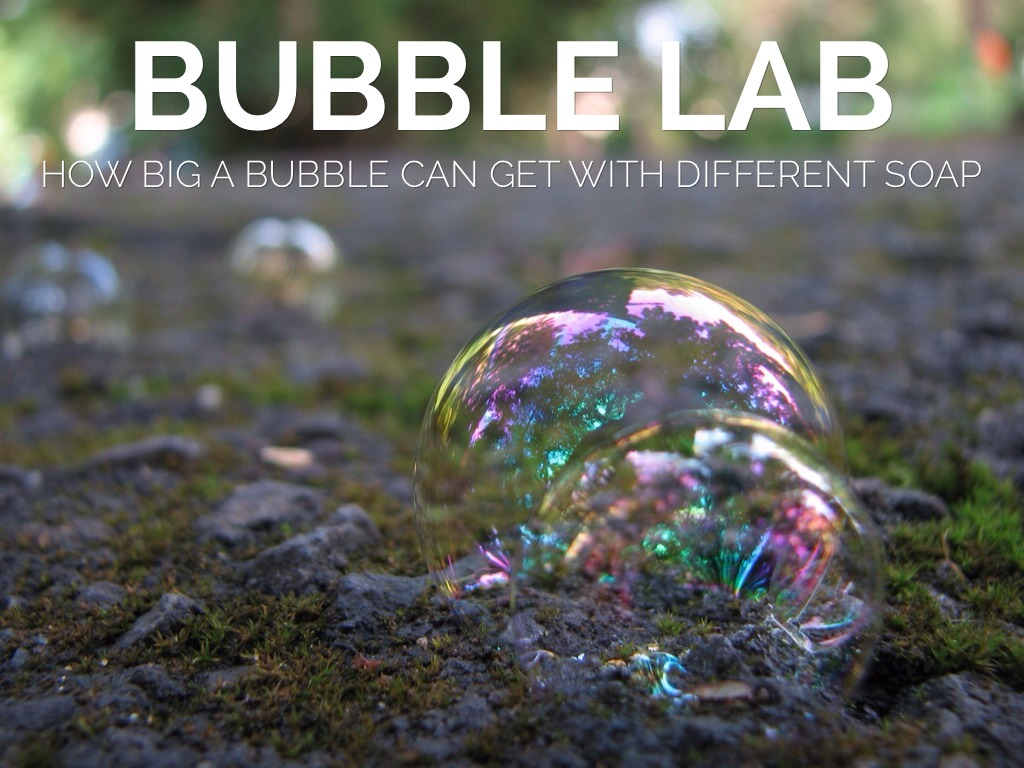 bubble lab Designed exclusively for mindware by thames & kosmos, this science kit bubbles over with hours of discovery and learning make a mini water jet-powered boat.