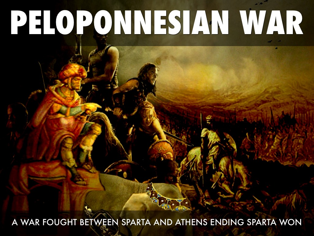 pelopponesian war Title: peloponnesian war author: best buy last modified by: best buy created date: 10/4/2010 11:32:32 pm document presentation format: on-screen show (4:3).