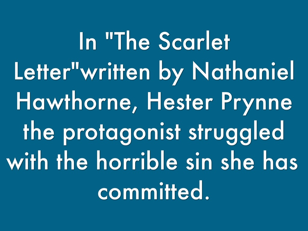 the protagonists janie starks and hester prynne in hawthornes the scarlet letter A moral wilderness: setting in the scarlet in the scarlet letter, nathaniel hawthorne conveys a stark contrast between the protagonist, hester prynne.