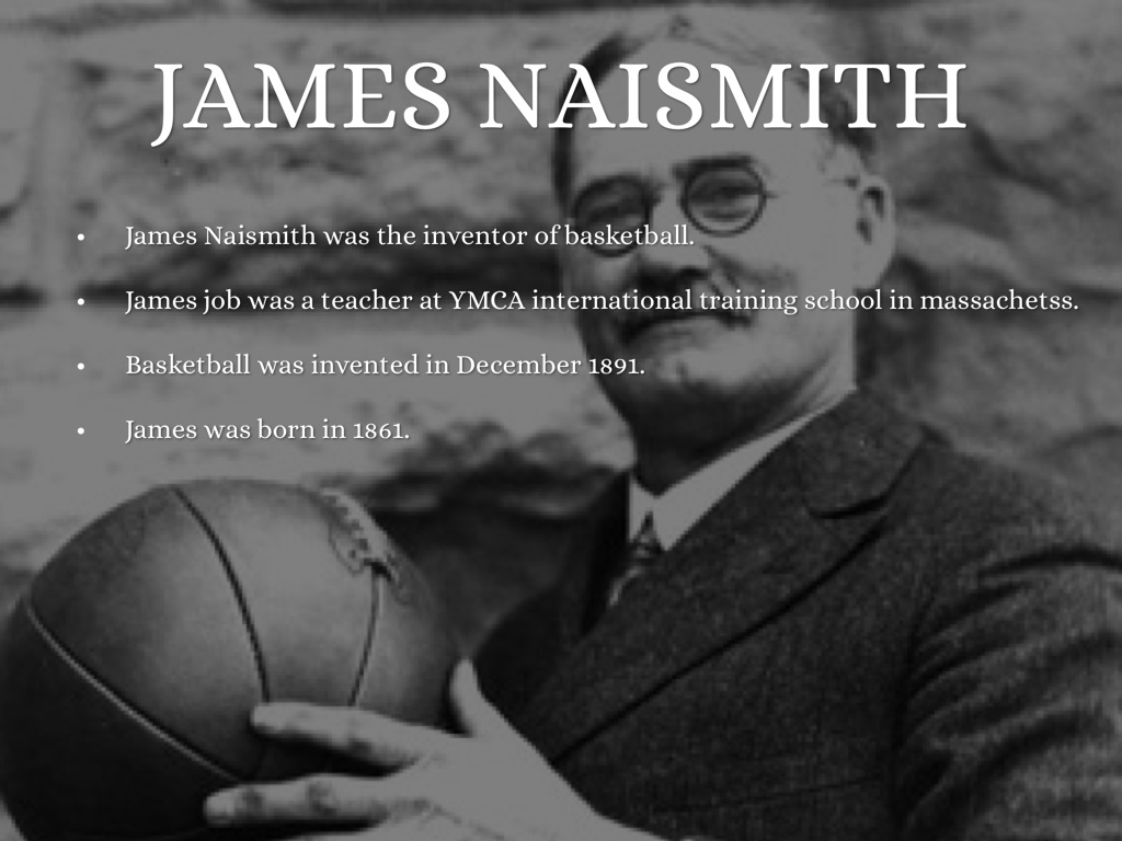 james naismith A university of kansas researcher has uncovered what is believed to be the only  known audio recording of dr james naismith, inventor of the.