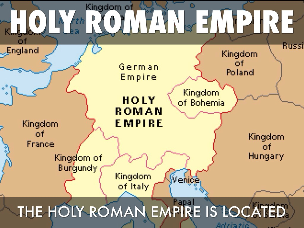 Holy Roman Empire by Shylae Pope