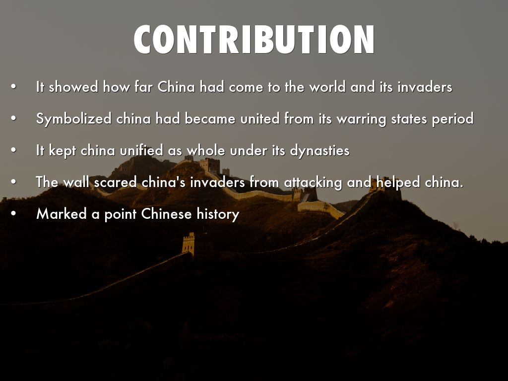 wall of china presentation notes Download the great wall of china powerpoint template: get powerpoint template on the great wall of china the great wall of china powerpoint background, powerpoint presentation on the great.