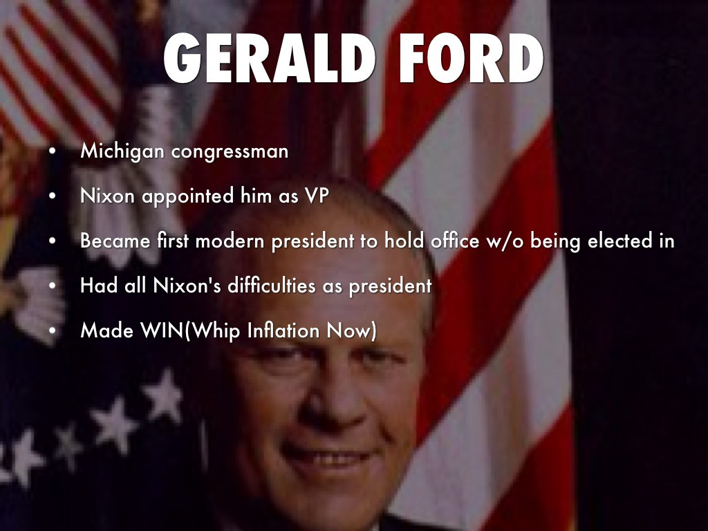 Gerald Ford Quotes 70S Montageedwin.perez