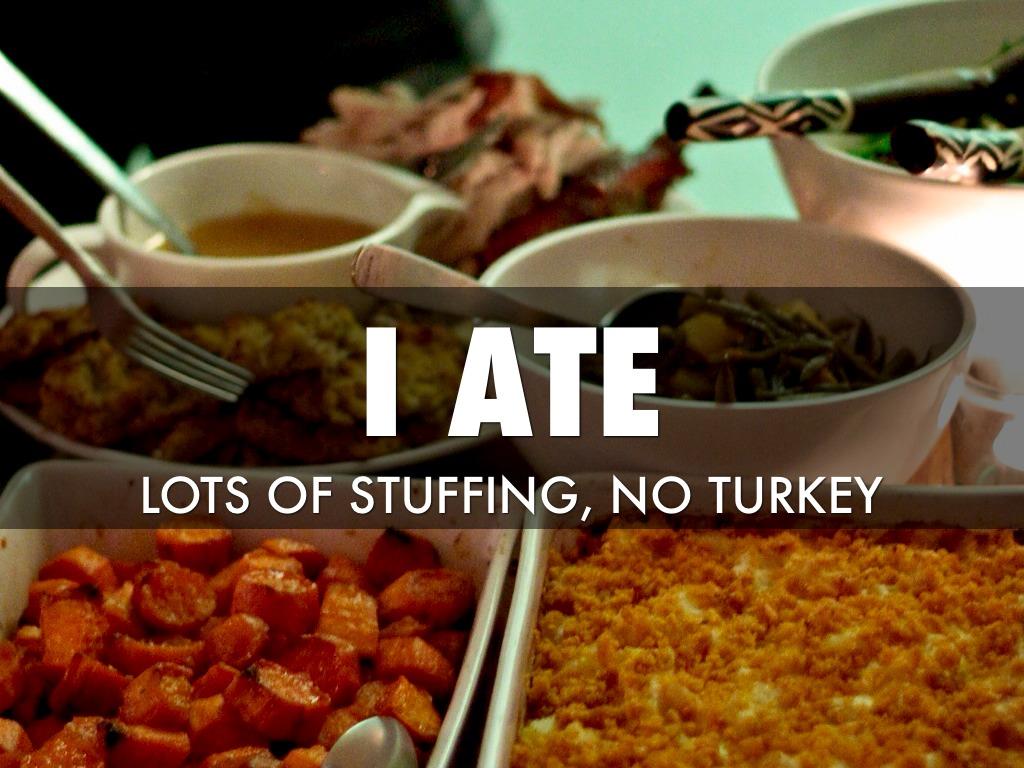 Thanksgiving Break (Nicole Florian)