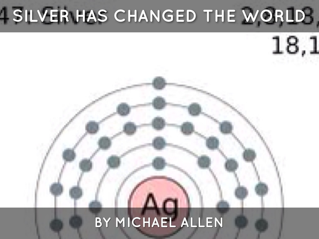 Silver Changing The World By Michael Allen