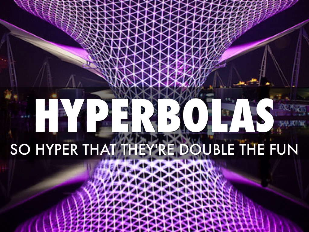 Examples Of Hyperbolas In Nature | www.pixshark.com ...