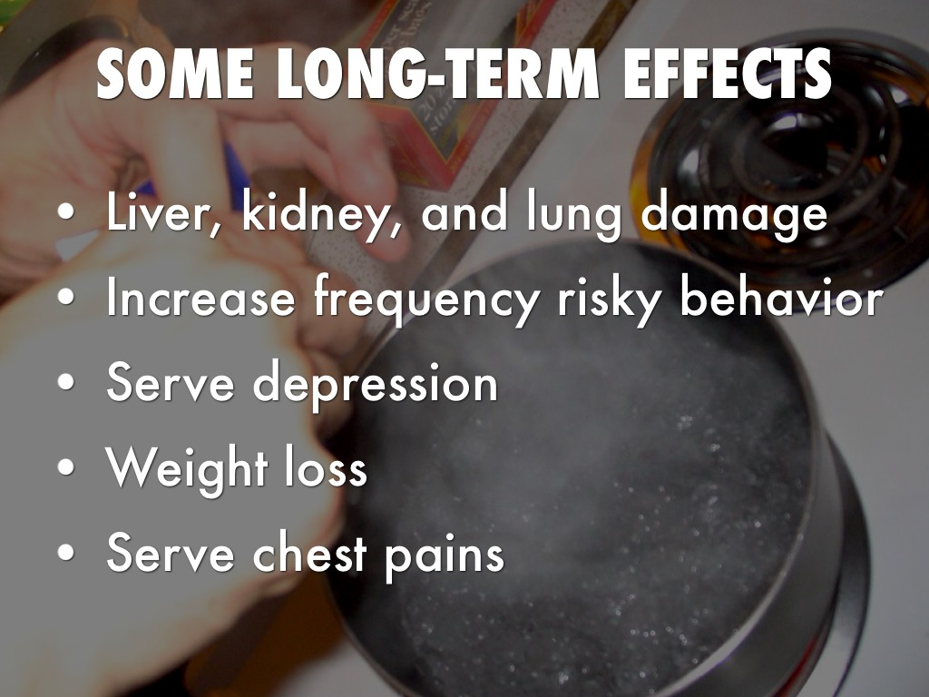 Long term effects cialis