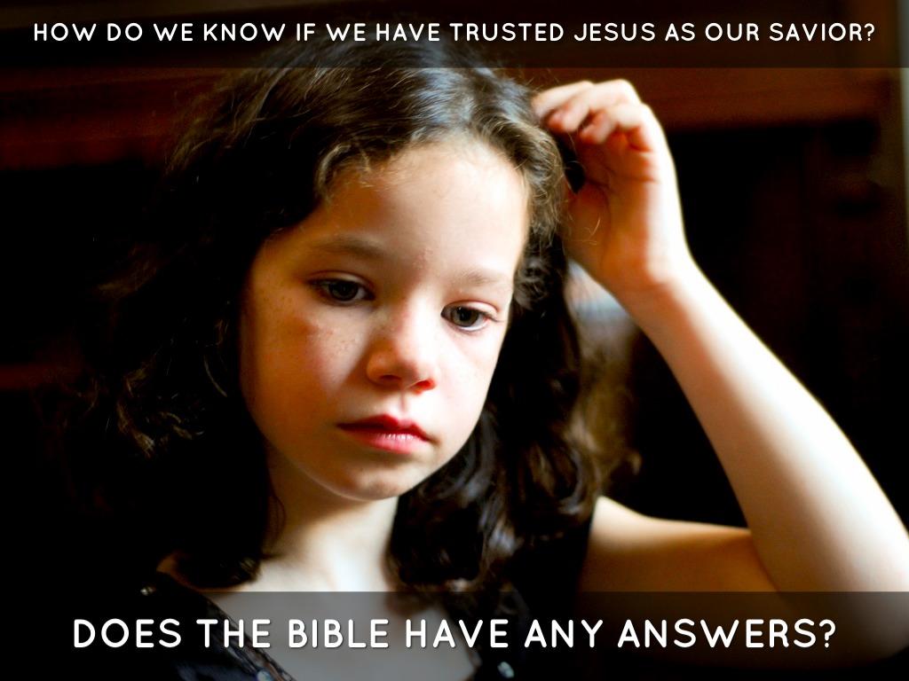 jesus as our savior