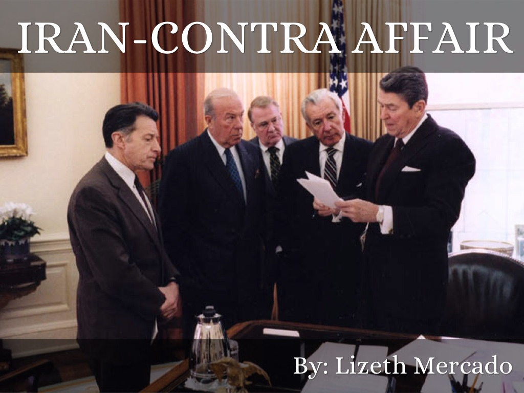 the iran contra affair essay 1966: the ramparts affair however, the reforms prove ineffective, as the iran/contra scandal will show it turns out the cia can control.