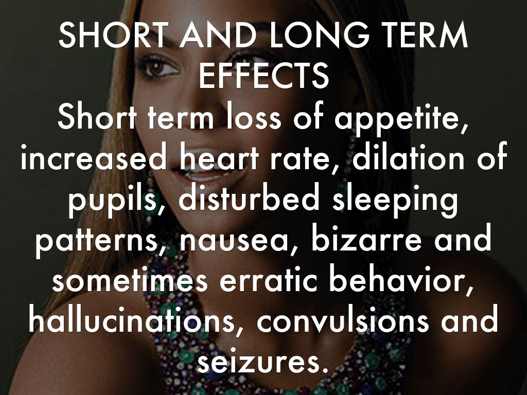 short and long term effects of Short term marijuana effects are often pleasant, while long term effects of weed are typically undesirable learn more about long term marijuana other parts of the body are also affected by the long term effects of weed the immune, reproductive and respiratory systems are most likely to.