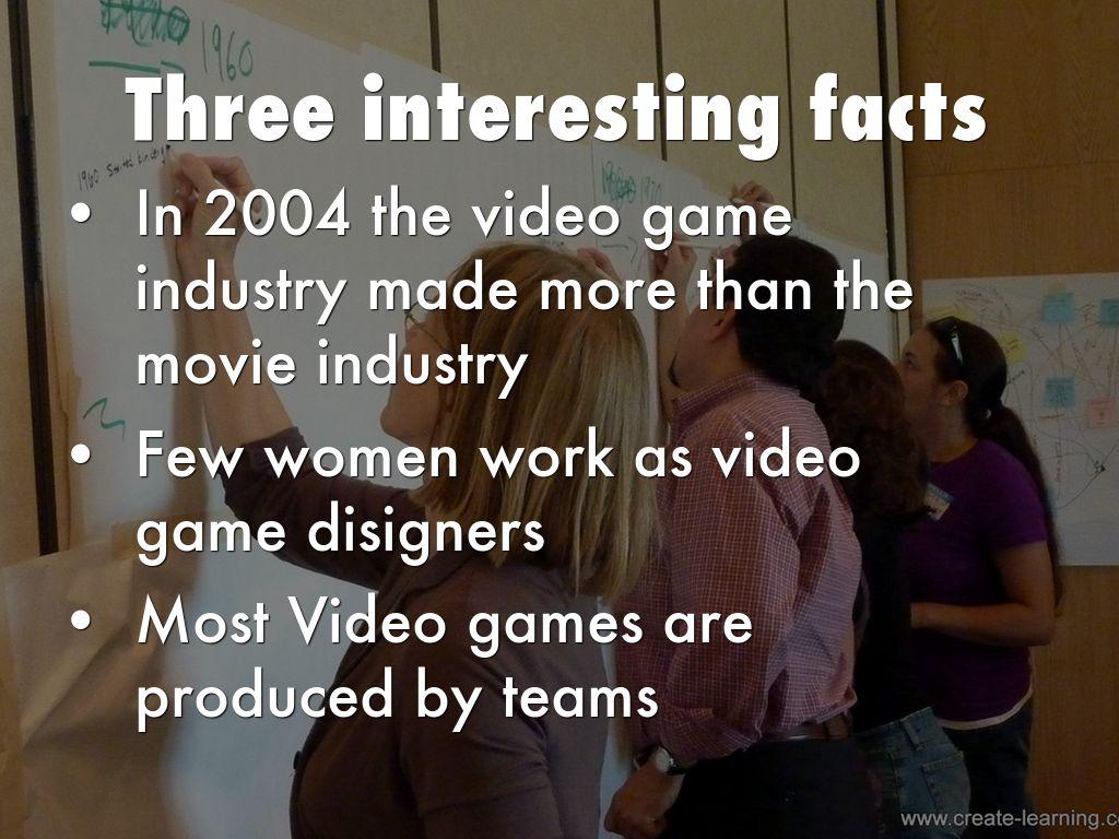Video Game Designer By Kaitlyn Van Horn - Video game designer working conditions